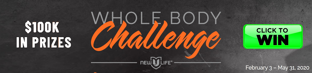 Click Here To Register For The Whole Body Challenge