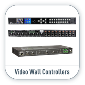 Supplier Video Wall Controllers