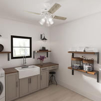 Laundry Room Ideas With Crestron Home Automation