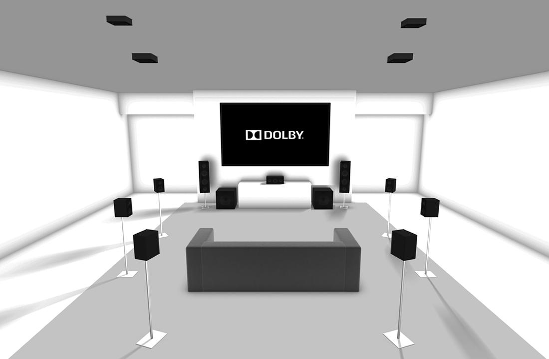 9.2.4 Atmos Surround Sound NJ Showroom