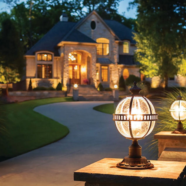 Jersey Shore NJ Outdoor Lutron Landscape Lighting