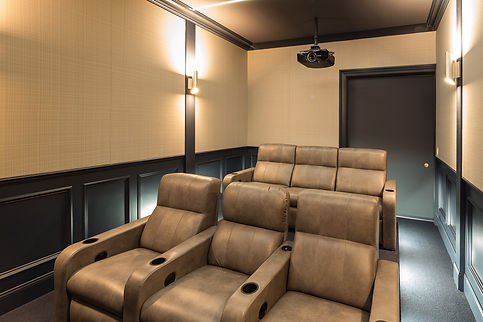 Home Theater Seating Showroom New Jersey