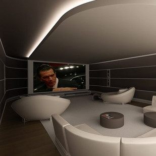 Luxury Home Theater Ideas