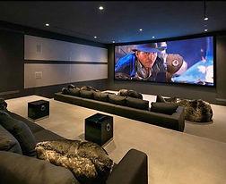 Home Theater Room NJ