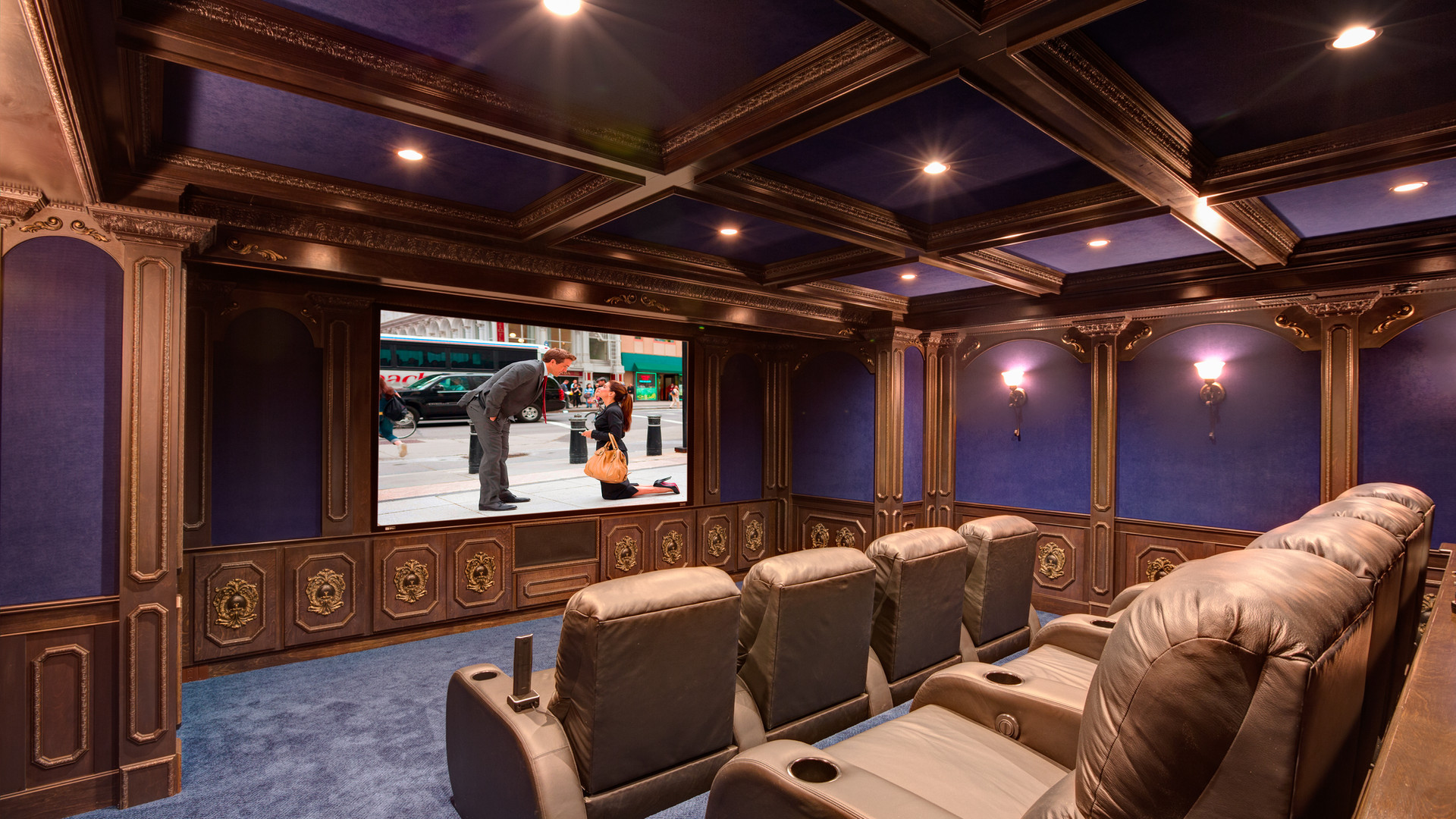 How To Set-Up The Perfect Home Theater