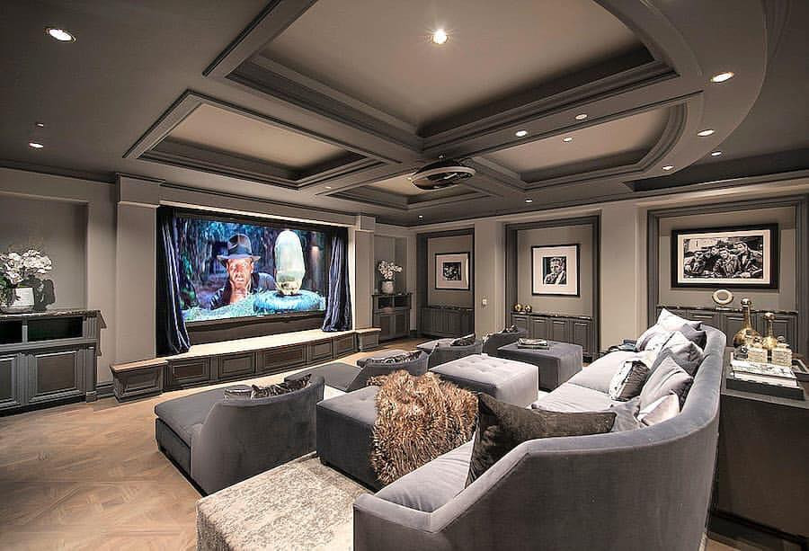 Movie Theater vs New Jersey Home Theater