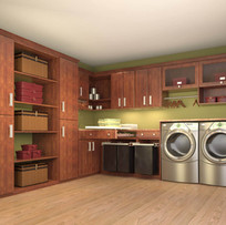Laundry Room Ideas With Crestron Home Automation And Lutron Lighting