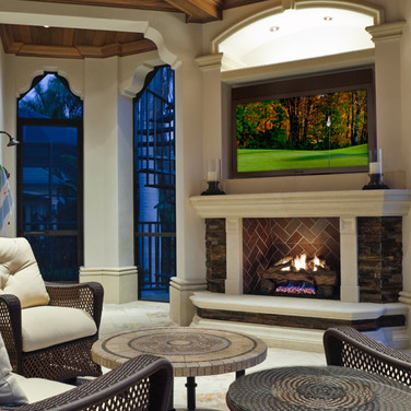 Outdoor TV Installation monmouth county
