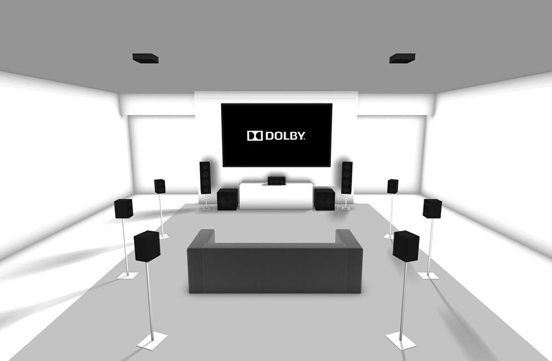 9.2.2 Atmos Surround Sound System NJ Showroom