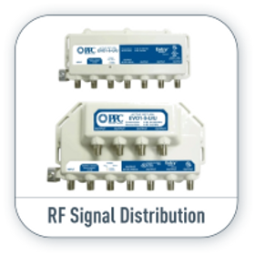 Long Island Supplier RF Signal Distributors