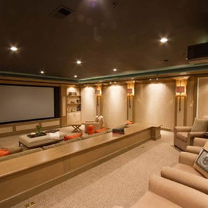 Home Theater System Install Travis County Texas