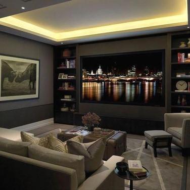 Living Room Ideas For Basement