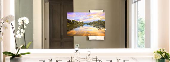 Smart Mirror TV Installation NJ
