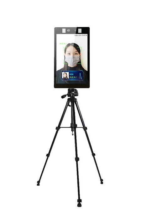 Body Temp Sensing Camera With Facial Recognition For Employees