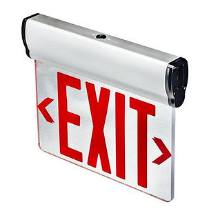 Double Sided Mirrored NYC Approved Exit Sign Wholesaler
