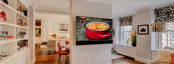 TV Installation NJ With Sound Bar