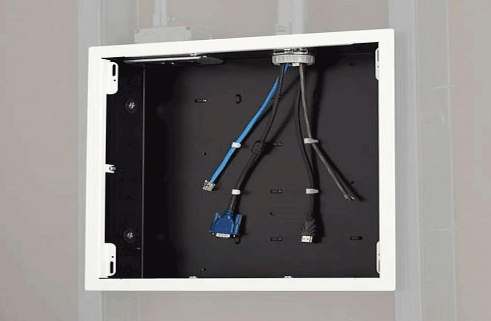 TV Backbox Installation For Prewire