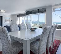 Dining Room Ideas With Lutron Smart Lighting and Shades