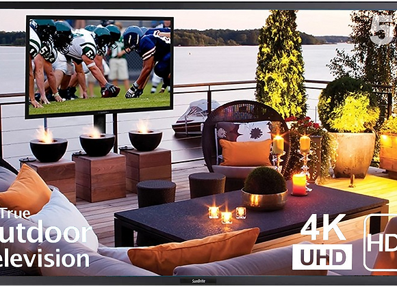 "Outdoor TV by SunBriteTV  55"" Pro Series New Jersey Dealer"
