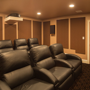 New Jersey Install Company Home Theater.