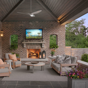 Bernardsville NJ Outdoor TV