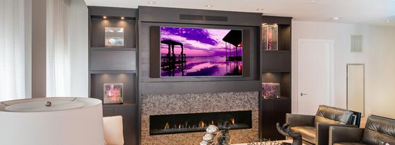 Flat Mount TV Installation NJ