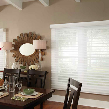 Lutron Horizontal Sheer Blinds Dealer.jp