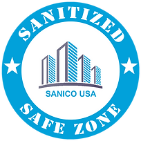 Certified Santized Safe Zone