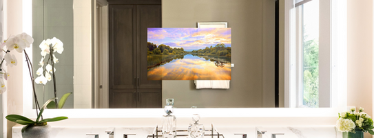 Mirror TV Installation New Jersey.png