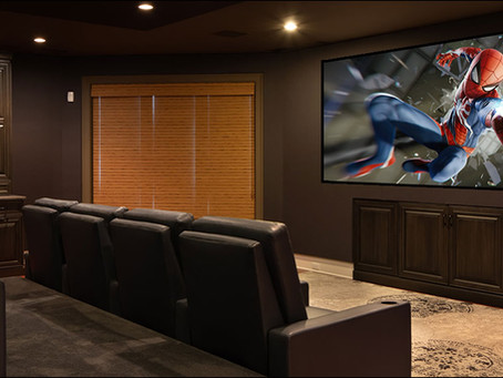 How Much Does a Home Theater Cost In New Jersey?