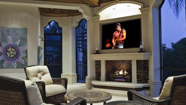 Outdoor TV Ideas Monmouth NJ