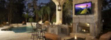 Outdoor Speaker Systems TV Installation NJ