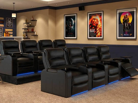 Home Theater Seating New Jersey, Everything You Need To Know.
