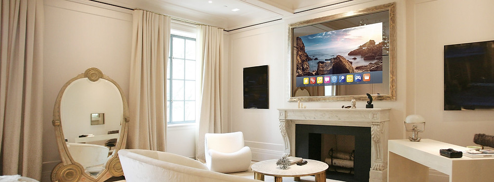 Compliment your New Jersey home with a Mirror TV