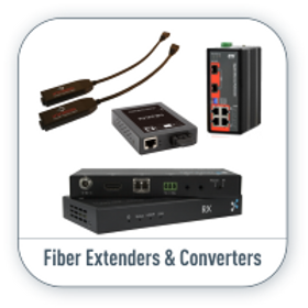 Supplier Long Island Fiber Optic Extenders and Converters
