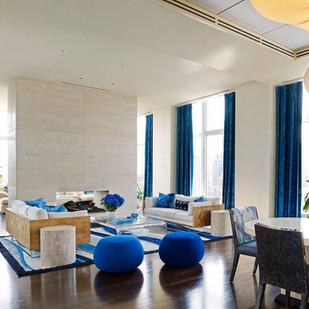 NJ Living Room Ideas Lutron Smart Lights