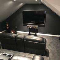 Attic Room Ideas NJ TV Installation