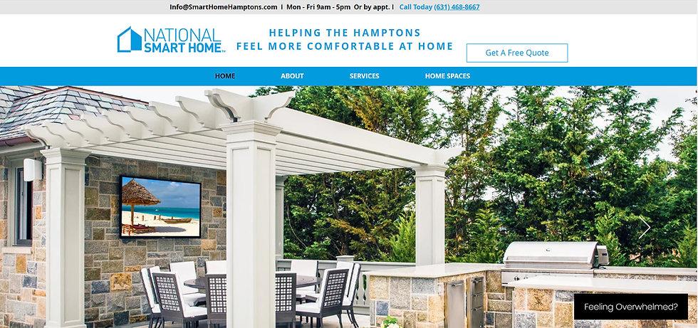 Hamptons Home Theater
