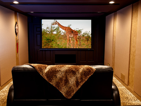 Designing The Perfect New Jersey Home Theater