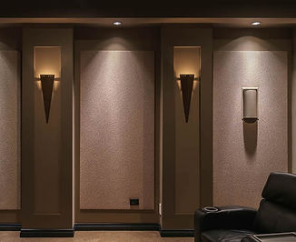 Home Theater Acoustic Panels in Austin TX