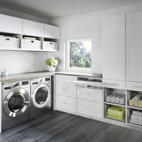 Laundry Room Ideas With Sonos Speakers And TV Installations