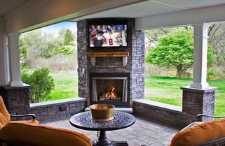 Outdoor TV Installation NJ