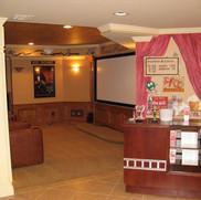 Basement Ideas For Movie Theater Installation