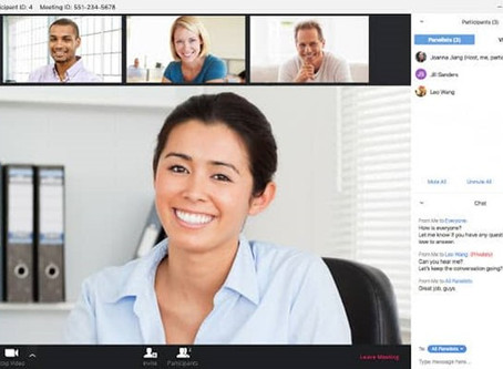 The Best Tips For Zoom Video Conferencing At Home