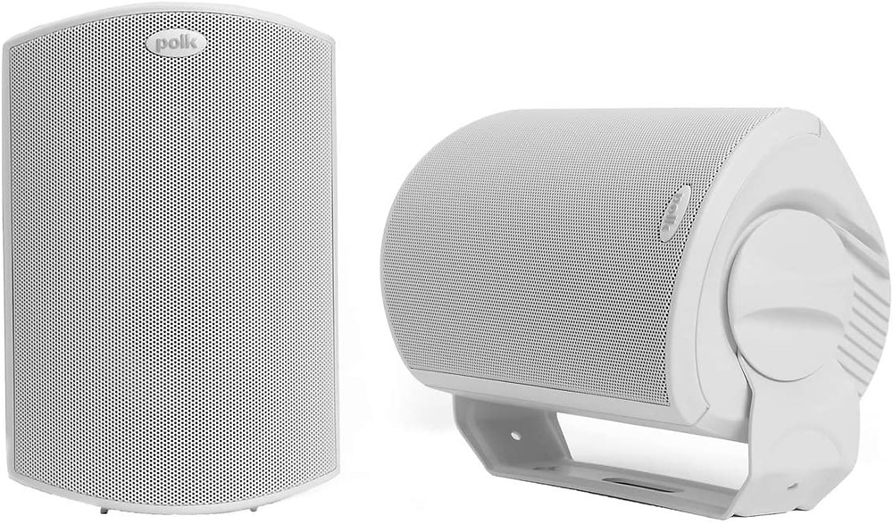 Purchase the best most inexpensive outdoor speaker.