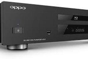 OppoBDT-101Ci DVD/CD Transport Demo