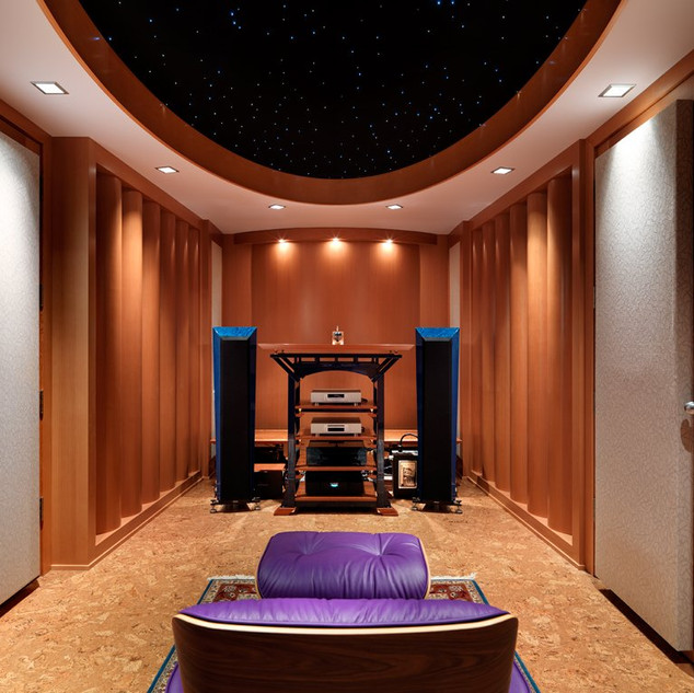 Audiophile Listening Room Ideas Mark Levinson