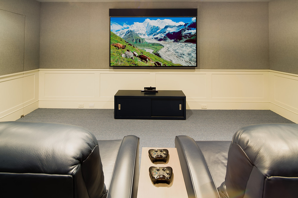 Morris County New Jersey Home Theater Installation