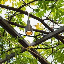 Hanging Landscape Lighting Installer Long Island