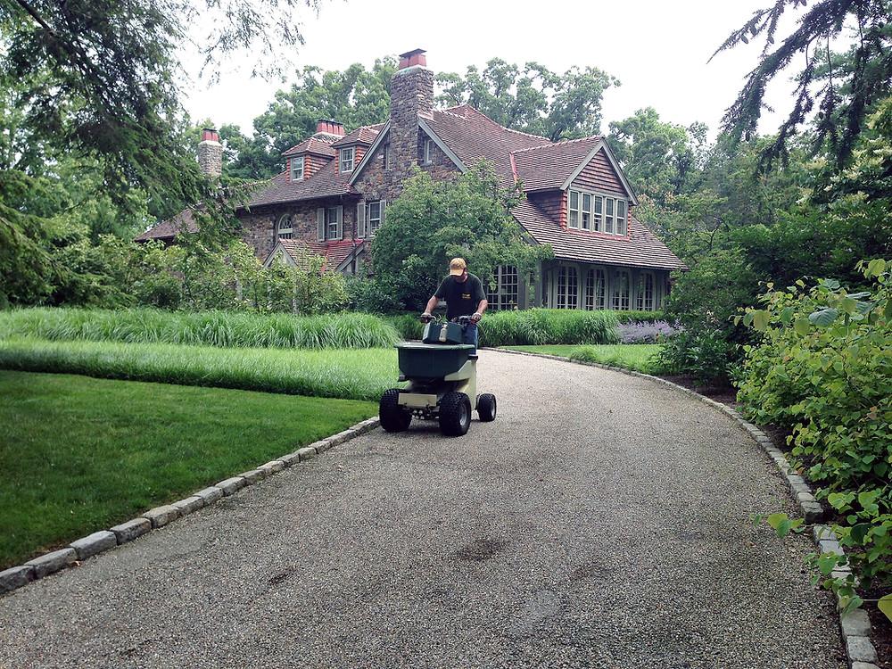 Lawn seeding NJ
